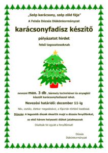 Szép karácsony...kíírás 2017.-1